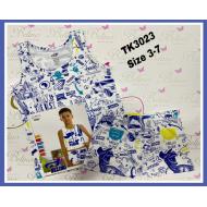 3023-ТК Belino Комплект майка-боксеры для мальчика