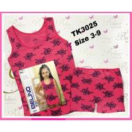 3025-ТК Belino Комплект майка-трусы для девочки