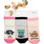 J76 Belino Носки для новорожденных (девочки)