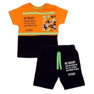 TR-0123-1 Костюм для малыша, оранжевый