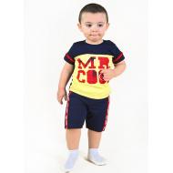 TR-0124-3 Костюм для малыша, желтый