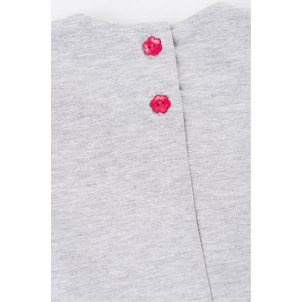 20-106904 Платье для девочки, 2-6 лет, розовый