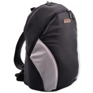 АКЦИЯ 30-5212-1 LEO Рюкзак для мамы, баклажановый+розовый