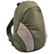 АКЦИЯ 30-5212-3 LEO Рюкзак для мамы, хаки+бежевый