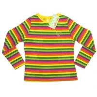 Джемпер для девочки, 4-8 лет