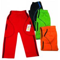 3791-001 Брюки с карманами, футер,  3-6 лет