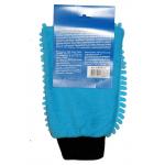 44-001 Рукавица из микрофибры (мелкий шенилл) 14х24 см