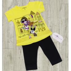 05-14302 Комплект для девочки, 1-4 года, св-желтый