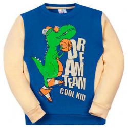 "05-371109 ""Reptile"" Джемпер для мальчика, 3-7 лет"