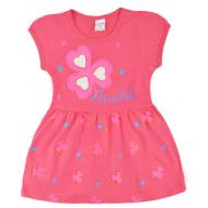 09-37824 Платье для девочки, 3-7 лет, розовый