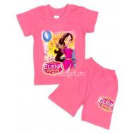 "09-582222 ""Волшебница"" комплект футболка-шорты, 5-8 лет"