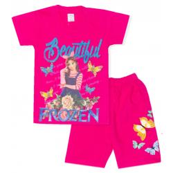09-582235 Комплект футболка-шорты, 5-8 лет