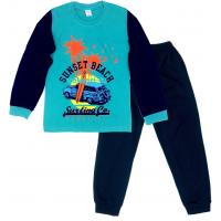 "09-9128112 ""Sunset Beach"" Пижама для мальчика, 9-12 лет"