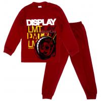 """09-9128116 """"Display"""" Пижама для мальчика, 9-12 лет"""