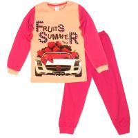 """09-9128212 """"Fruits"""" Пижама для девочки, 9-12 лет"""