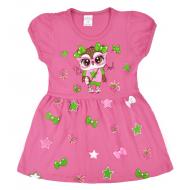 09-37816 Платье для девочки, 3-7 лет, сиреневый