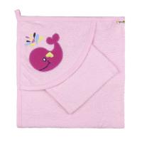 10-3303 Комплект для купания (полотенце+рукавичка)