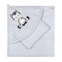 10-3307 Комплект для купания (полотенце+рукавичка)