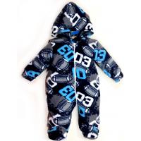 11-035 Комбинезон флисовый для малышей