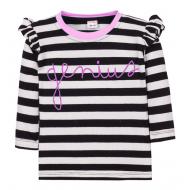 11-141257 Лонгслив для девочки, 1-4 года, розовый