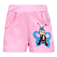 """11-142405 """"Butterfly"""" Шорты для девочек, 1-4 года, розовый"""