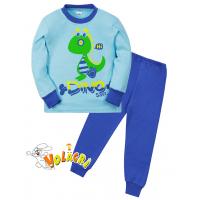 "11-258153 ""Beings dino"" Пижама для мальчика 2-5 лет"