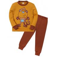 "11-258151 ""Beings manky"" Пижама для мальчика 2-5 лет"