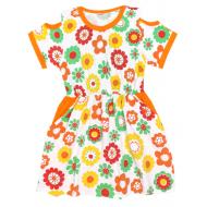 """11-2601 """"Цветочная Полянка"""" платье, 2-6 лет"""