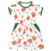 """11-2602 """"Цветочная Полянка"""" платье, 2-6 лет"""