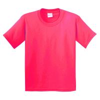 11-370111 футболка фуксия 3-7 лет