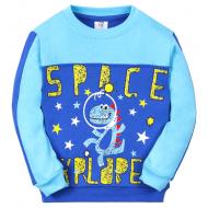 "11-3711021 ""Space"" Джемпер для мальчика, 3-7 лет"