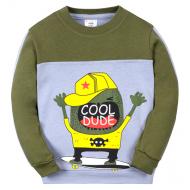 """05-371107 """"Cool dude"""" Джемпер для мальчика, 3-7 лет"""