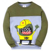 """11-3711031 """"Cool dude"""" Джемпер для мальчика, 3-7 лет"""