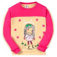 """05-371202 """"Funny Princess"""" Джемпер для девочки, 3-7 лет"""