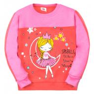 """11-3712051 """"Princess """" Джемпер для девочки, 3-7 лет"""