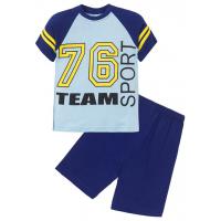 """11-372130 """"76 team """" комплект для мальчика, 3-7 лет"""