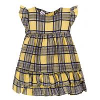 """11-37407 """"Шотландка"""" Платье для девочки, 3-7 лет"""