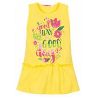 11-37414 Сарафан для девочки, 3-7 лет, желтый