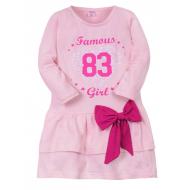 11-47803 Платье для девочки, 4-7 лет, св-розовый