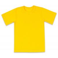 11-8120102 футболка жёлтая 8-12 лет