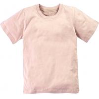 11-9120106 футболка однотонная, 8-12 лет, бежевый
