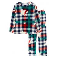 11-9128150 Пижама для мальчика, велсофт, 9-12 лет