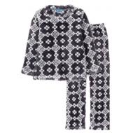 11-9128151 Пижама для мальчика, велсофт, 9-12 лет