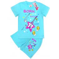 "15-142227 ""Born Rock"" комплект, 1-4 года, минт"