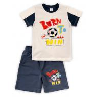 "15-252101 ""Born To Win"" Комплект для мальчика, 2-5 лет"