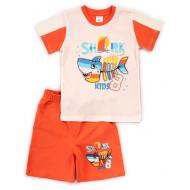 """15-252104 """"Shark"""" Комплект для мальчика, 2-5 лет"""