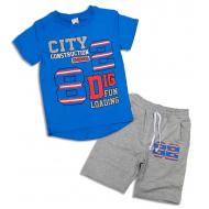 """15-582114 """"City"""" Комплект для мальчика, 5-8 лет"""