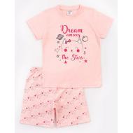 """15-252203 """"Dream among"""" Комплект для девочки, 2-5 лет, розовый"""