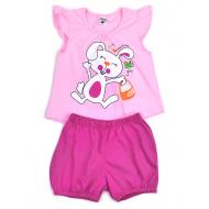 """15-252208 """"Bunny"""" Комплект для девочки, 2-5 лет"""