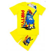 """15-582104 """"Party Time"""" комплект, 5-8 лет, желтый"""